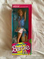 Vintage 1987 MIDGE California Dream Barbie Doll Mattel