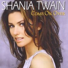 SHANIA TWAIN COME ON OVER CD ALBUM (August 25th 2003)