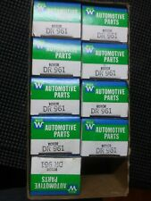 Lot of 9 Wells DR961 Distributor Rotor New Old Stock