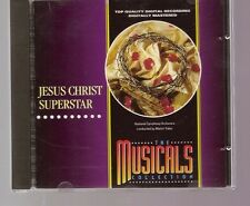 Jesus Christ Superstar The Musicals Collection  CD