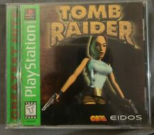 Tomb Raider (Sony PlayStation 1) Ps1