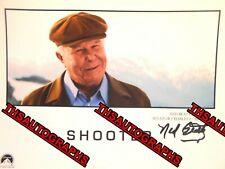NED BEATTY original signiert – GROSSFOTO - SHOOTER