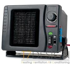 12v 300w Universal Ceramic Cab Heater, Windscreen Demister Defroster