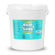 Boat Soap - Water Spot Free Boat Wash & Wax - Boat Soap, 5 Gallons