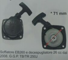 Avviamento Soffiatore, decespugliatore 26cc, Kasei, Ama, Alpina TB/TR , G.G.P.