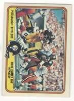 PITTSBURGH STEELERS 1981 Fleer Team Action #43  Steelers  ID:2648