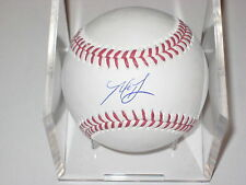 MADISON BUMGARNER (Giants) Signed Official MLB Baseball - MLB Authenticated