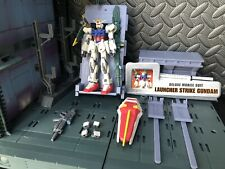 Bandai Mobile Suit Gundam Seed Launcher Strike Action Figure Lot Msia