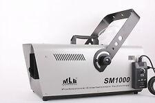 MLB 1000W Snow Machine Christmas Party Wedding Snowflake Effect + Volume Control