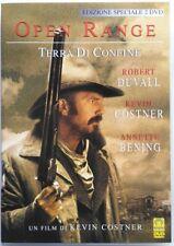 Dvd Open Range - Terra Di Confine - edizione speciale 2 dischi Usato