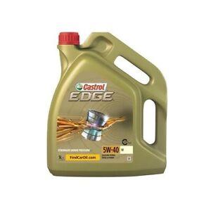 Huile moteur Castrol EDGE 5W-30 M BMW Longlife-04 Fluid Titanium Technology 5 li