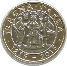 2015 Royal Mint Magna Carta Uncirculated £2 Two Pound Coin - Fourth Portrait