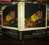 Pesson, Paul THE WORLD OF INSECTS  1st Edition 1st Printing