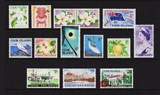 Cook Islands - #179-191 complete,  cat. $ 54.95