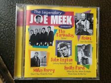 Joe Meek - Legendary (CD) L/NEW