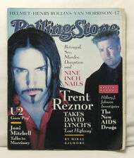 ROLLING STONE #755 Trent Reznor Nine Inch Nails NIN U2 March 6 1997 VERY RARE H4