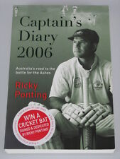RICKY PONTING Hand Signed Auto Biography Book + Photo Proof