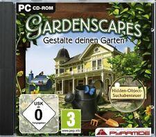 GARDENSCAPES - Gestalte deinen Garten (PC) - NEU & SOFORT