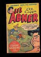 Al Capp's Li'l Abner #88 (Toby) Cousin Wekeyes Goes A Huntin'
