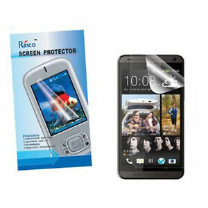 For HTC Desire 700 Professional Clear Screen Protector Foil LCD Cover Guard UK