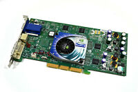 Fujitsu Siemens Quadro4 750XGL S26361-D1473-V75 128MB AGP Grafikkarte DVI VGA TV