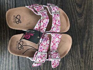 Lplpol Tennis Girl Pattern Pink Background Flip Flops for Kids Adult Beach Sandals Pool Shoes Party Slippers Black Pink Blue Belt for Chosen