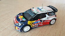 Die-Cast Citroen DS3 WRC Scala 1:43      N'70       Gio5