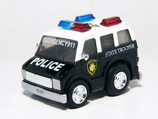 TAKARA TOMY Choro-Q Las Vegas police USA Pullback Miniature Car TARGA