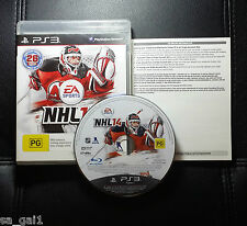NHL 14 (Sony PlayStation 3, 2013) PS3 Game - FREE POSTAGE