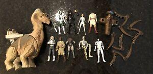 Star Wars Broken Action Figure Custom Fodder Lot