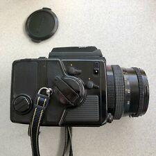 Bronica SQa camera kit (80mm and 6x6 film back)