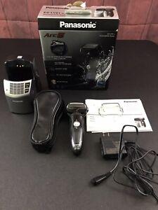 Panasonic Best Gentleman's Foil Shaver Panasonic Rechargeable ES-LV81-k 5 Blades