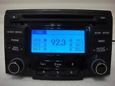 2012 2013 2014 HYUNDAI Sonata OEM  MP3 CD Bluetooth Satellite Radio OEM