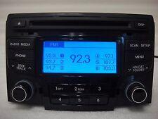 2012 2013 2014 HYUNDAI Sonata OEM  MP3 CD Bluetooth Satellite Radio OEM