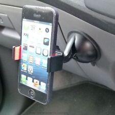 Supports de GPS rouge pour téléphone mobile et PDA Apple