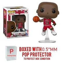 "Funko Pop Basketball NBA : Bulls Michael Jordan #54 Vinyl ""MINT""  IN STOCK"