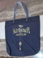 Nutcracker And The Four Realms - CANVAS TOTE BAG * Official Genuine Movie Promo