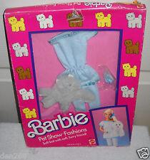 #8879 NRFB Vintage Mattel Pet Show Barbie Fashion Clothes