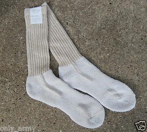 5 x Pairs British Army Socks Warm Weather Desert NEW Thick Walking Hiking Combat