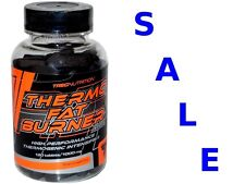 TREC THERMO FAT BURNER MAX 120 cap. BEST Thermogenic WEIGHT LOSS  FAT BURNER