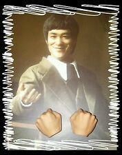 1/6 Hot Toys Bruce Lee In Suit MIS11 Pair Of Closed Fists US Seller