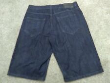 Rockwear dark denim jeans size 42""