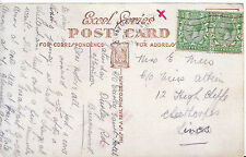 Genealogy Postcard - Family History - Mees - Cleethorpes - Lincoln  A2423