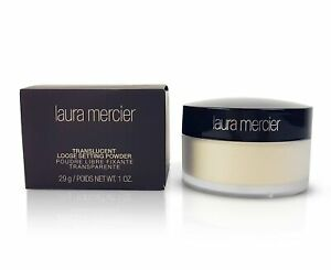 Laura Mercier Translucent Loose Setting Powder Face Makeup Cosmetics Make Up New