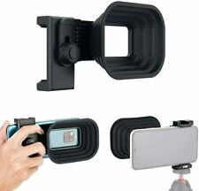 Anti-Reflection Phone Lens Hood Shade for iPhone Cellphone Samsung Galaxy Note