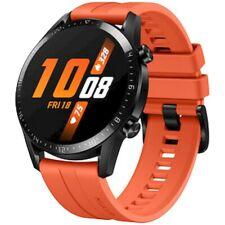 Huawei Watch GT 2 Sport 46 mm sunset-orange Bluetooth Smartwatch Fitnesstracker