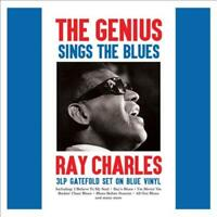 CHARLES, RAY - THE GENIUS SINGS THE BLU NEW VINYL RECORD