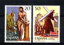 Spain 1989 SG#2947-8 Holy Week Festivals MNH Set #A23323