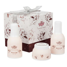 4 Piece Elegant and Wonderful Ladies Fashion Rose Body and Bath Box Gift Set