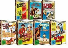 Best Of Western Perlen Collection 7 DVDs PAL Actionfilme Cowboy Klassiker FSK16